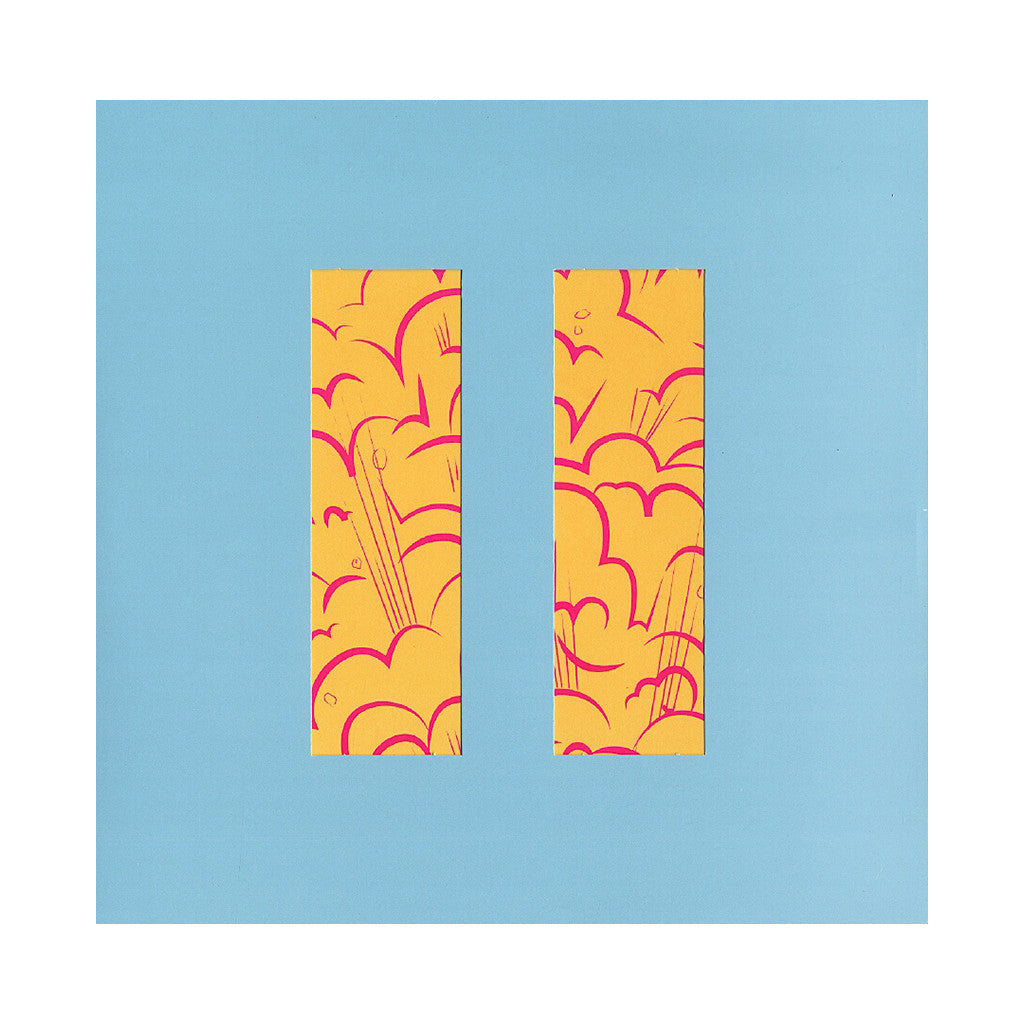<!--020120918047566-->Two Fingers - 'Stunt Rhythms' [(Light Blue) Vinyl [3LP]]