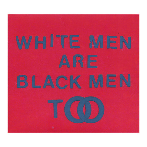 "[""Young Fathers - 'White Men Are Black Men Too' [CD]""]"