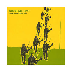Roots Manuva - 'Dub Comes Save Me' [CD]