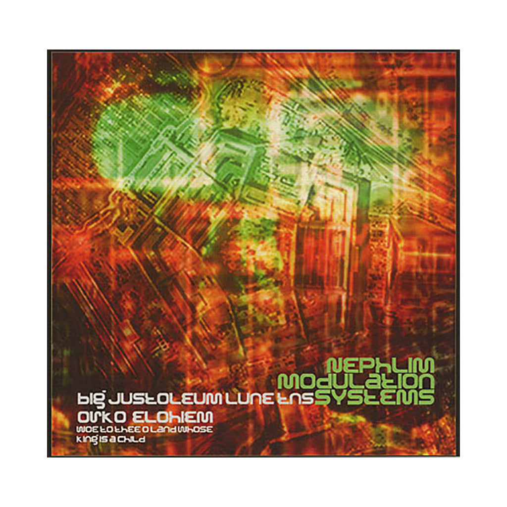 <!--020030617011791-->NMS - 'Woe To Thee O Land Whose King Is A Child' [CD]