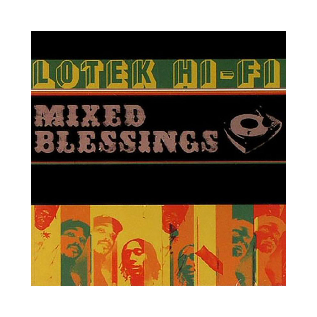 Lotek Hi-Fi - 'Mixed Blessings' [(Black) Vinyl [2LP]]