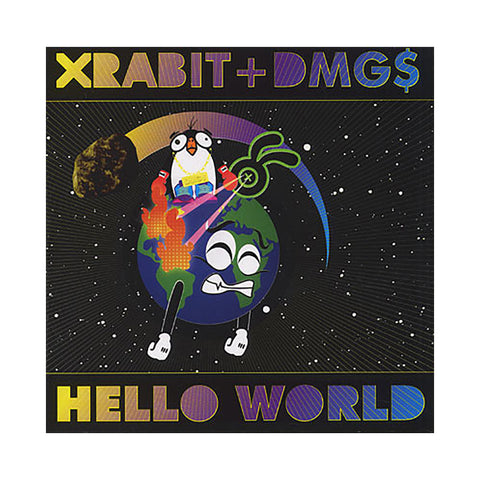 "[""Xrabit + DMG$ - 'Hello World' [CD]""]"