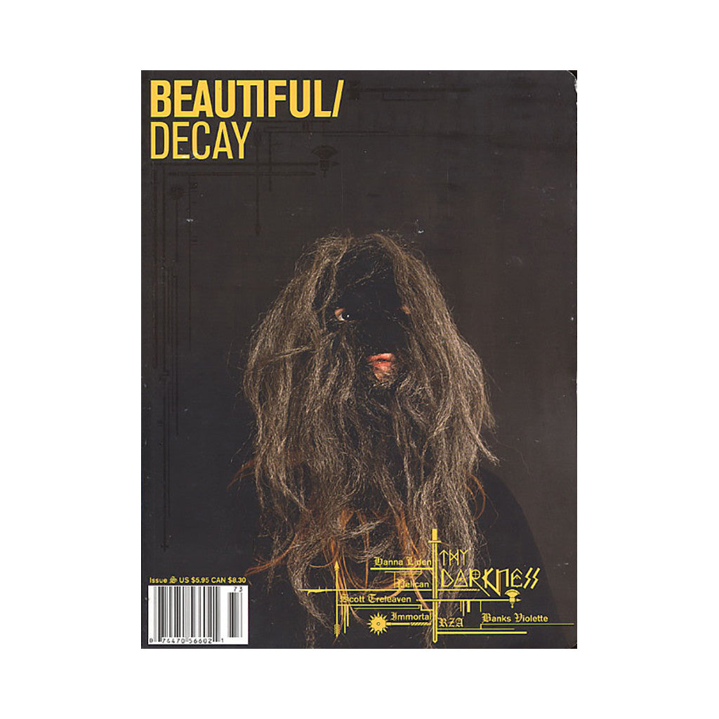 <!--020070605009975-->Beautiful Decay - 'Issue S' [Magazine]