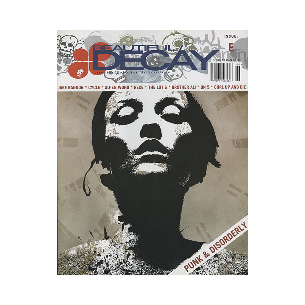 <!--020040101034094-->Beautiful Decay - 'Issue F' [Magazine]