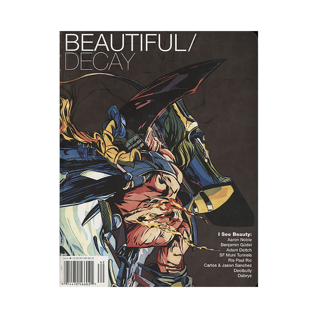 <!--020050901034088-->Beautiful Decay - 'Issue N' [Magazine]