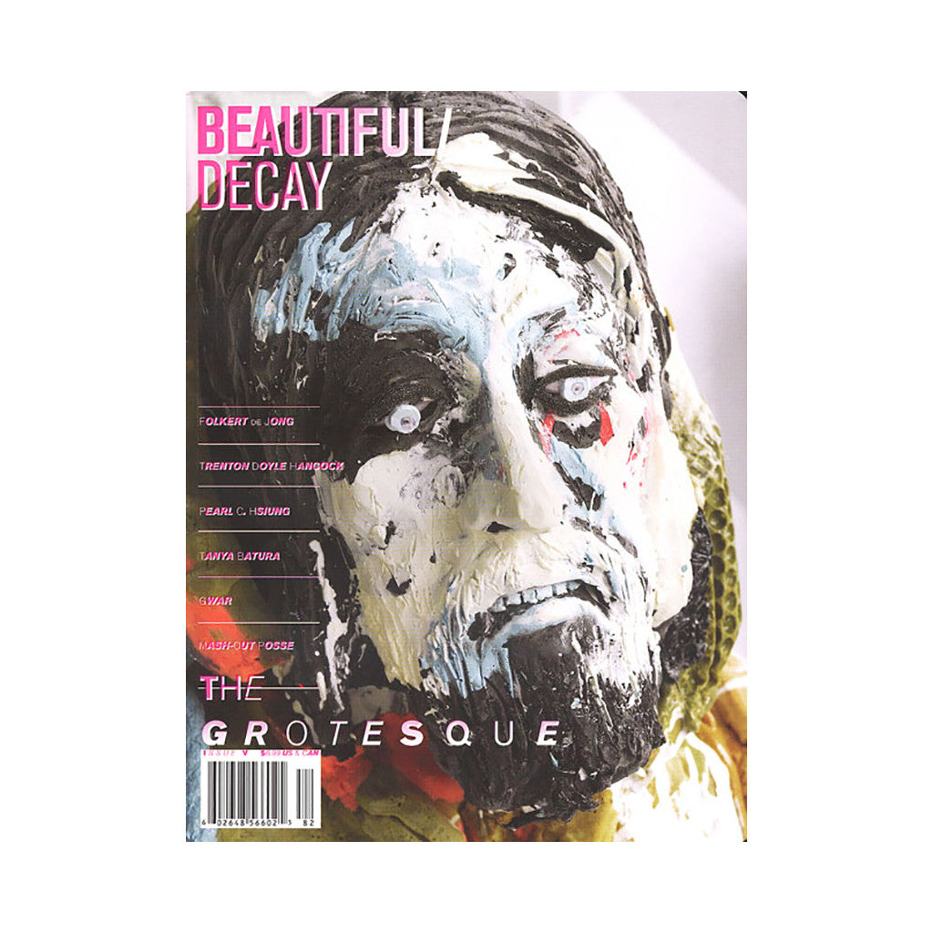 <!--020080325013479-->Beautiful Decay - 'Issue V' [Magazine]