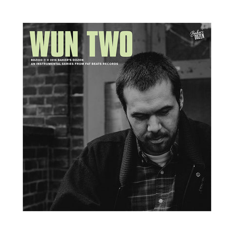 Wun Two - 'Baker's Dozen: Wun Two' [(Black) Vinyl LP]