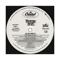 Beastie Boys - 'Hip Hop Sampler' [(Black) Vinyl [2LP]]
