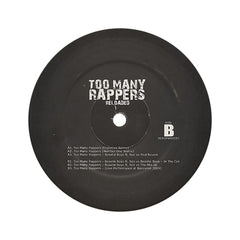"Beastie Boys - 'Too Many Rappers/ Too Many Rappers (Remixes)' [(Black) 12"" Vinyl Single]"
