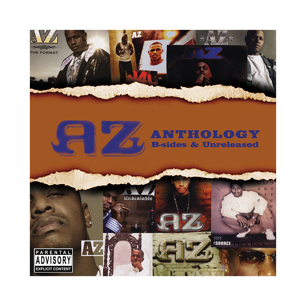 <!--2005062325-->AZ - 'Serious' [Streaming Audio]