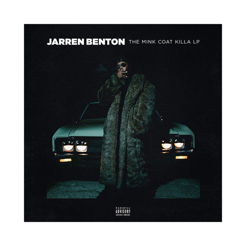 Jarren Benton - 'The Mink Coat Killa LP' [CD]