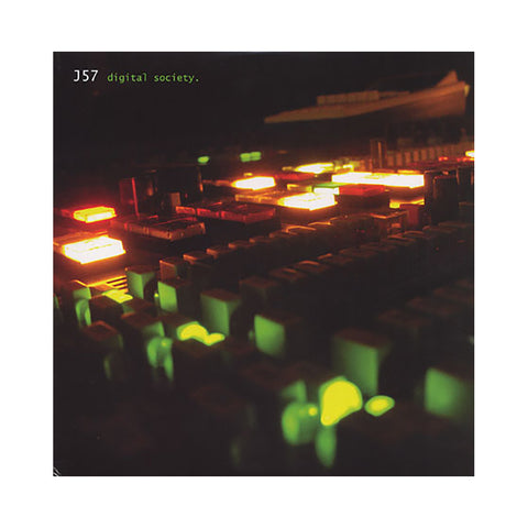 J57 - 'digital society.' [(Black) Vinyl EP]