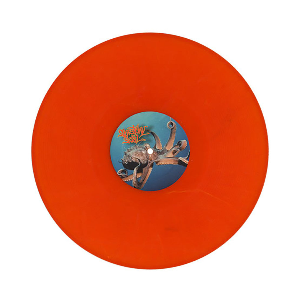 Skratchy Seal - 'Best Of Skratchy Seal: 10 Years Of Superseal' [(Orange) Vinyl LP]