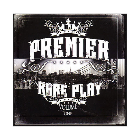 "[""DJ Premier - 'Rare Play Vol. 1' [CD]""]"