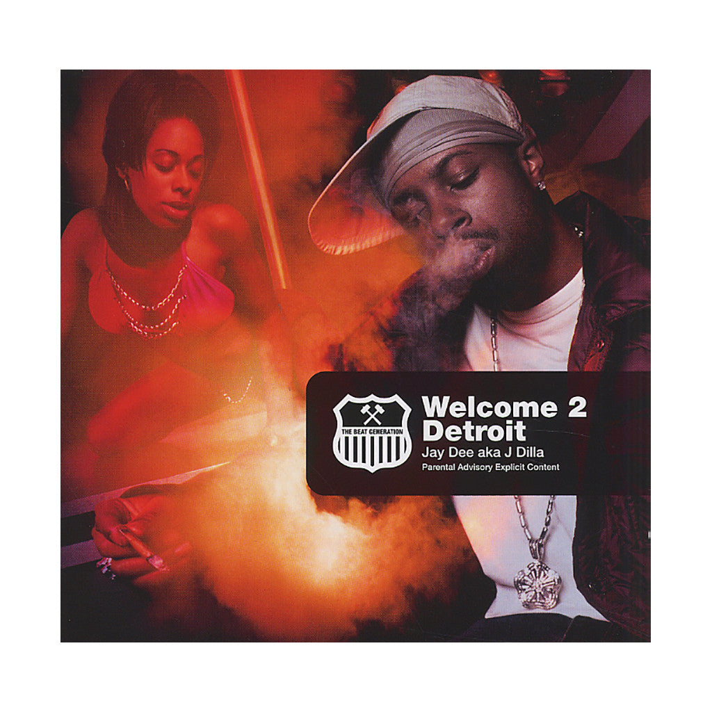 <!--120010313012105-->Jay Dee - 'Welcome 2 Detroit' [CD]