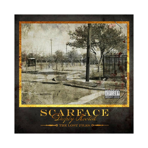 "[""Scarface - 'Deeply Rooted: The Lost Files' [CD]""]"