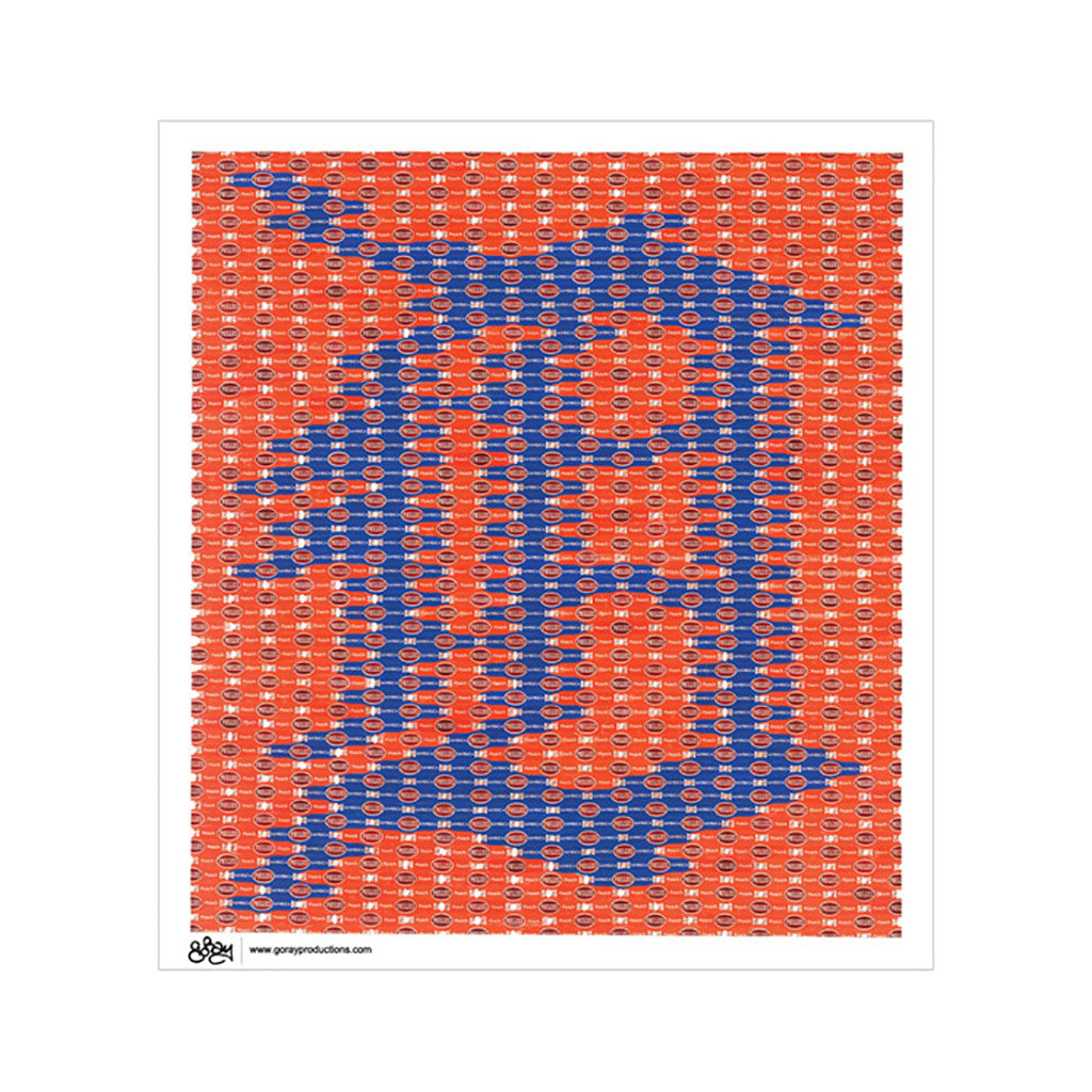 <!--020110405029930-->Ben Goray - 'The D' [Posters & Prints]