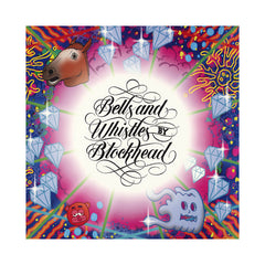 Blockhead - 'Bells And Whistles' [(Red) Vinyl [2LP]]
