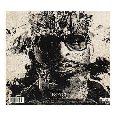 "Royce Da 5'9"" - 'Layers' [CD]"