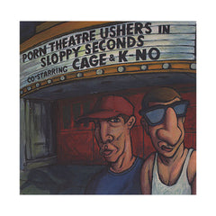 <!--020001031009865-->Porn Theatre Ushers - 'Sloppy Seconds EP' [CD]