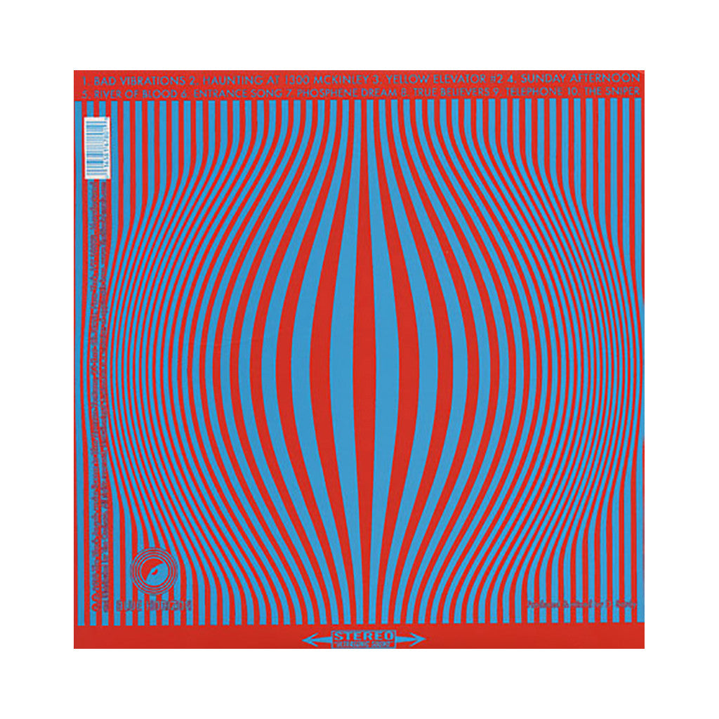 <!--120100914022983-->The Black Angels - 'Phosphene Dream' [(Black) Vinyl LP]