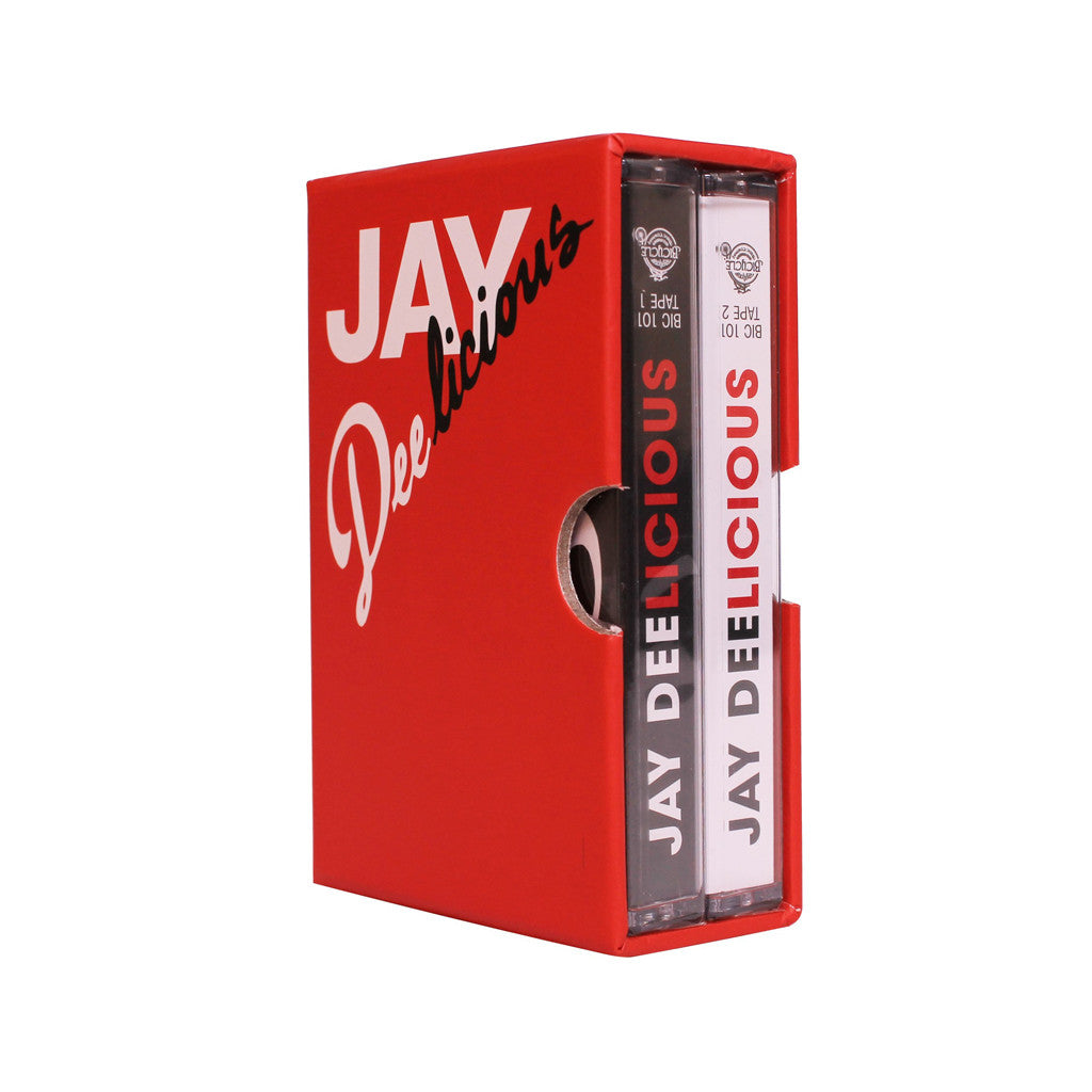 Jay Dee - 'Jay Deelicious: The Delicious Vinyl Years' [Cassette Tape [Double Cassette]]
