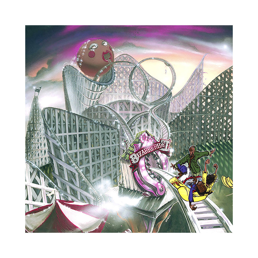 <!--2005012524-->The Pharcyde - 'Soul Flower (2 Tha 3 Mix)' [Streaming Audio]