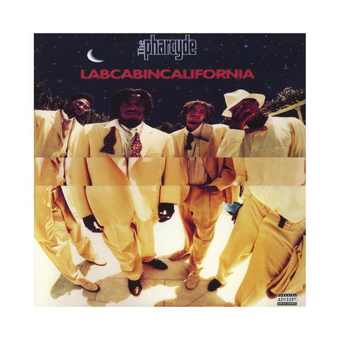 "[""The Pharcyde - 'Labcabincalifornia (Black Vinyl)' [(Black) Vinyl [2LP]]""]"