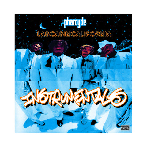 The Pharcyde - 'Labcabincalifornia (Instrumentals) (The Bicycle Music Company)' [(Black) Vinyl [2LP]]