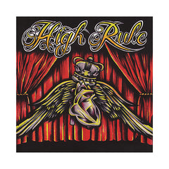 Big Jess - 'High Rule' [CD]