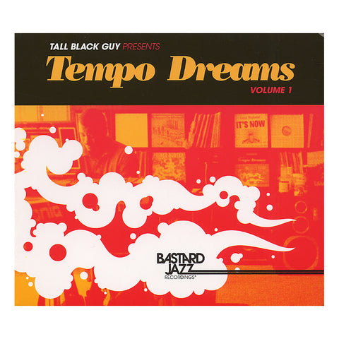 Tall Black Guy Presents - 'Tempo Dreams Vol. 1' [CD]