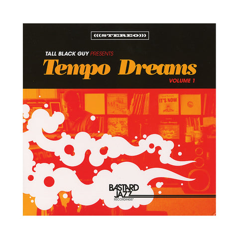 Tall Black Guy Presents - 'Tempo Dreams Vol. 1' [(Black) Vinyl LP]