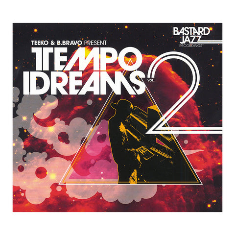 Teeko & B. Bravo Present - 'Tempo Dreams Vol. 2' [CD]
