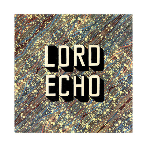 Lord Echo - 'Curiosities' [(Black) Vinyl LP]