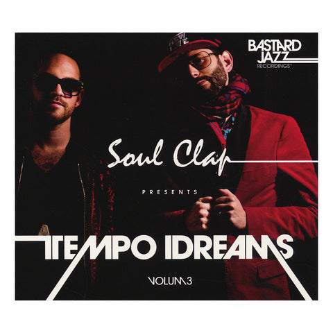Soul Clap Presents - 'Tempo Dreams Vol. 3' [CD]