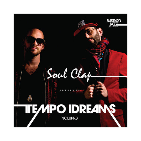Soul Clap Presents - 'Tempo Dreams Vol. 3' [(Black) Vinyl [2LP]]