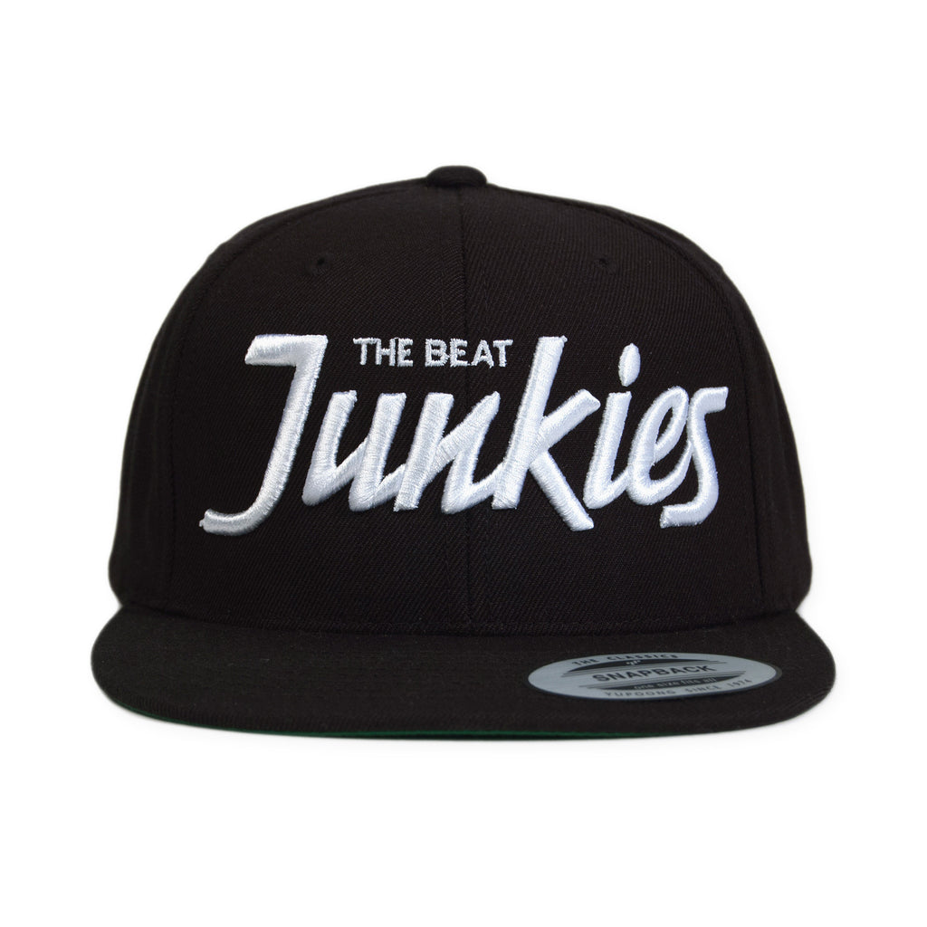 <!--020140708064597-->Beat Junkies - 'LA Kings' [(Black) Snap Back Hat]
