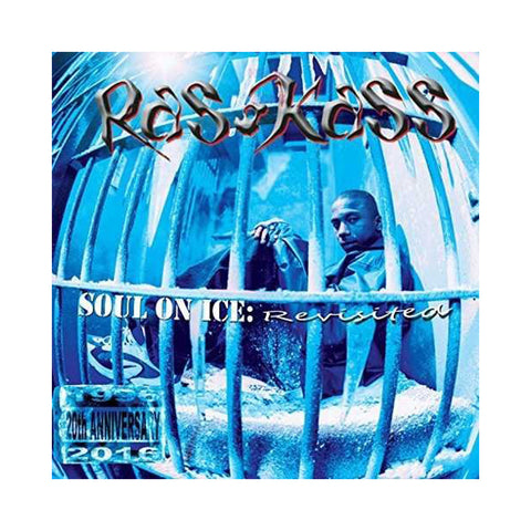 Ras Kass - 'Soul On Ice: Revisited' [(Black) Vinyl [2LP]]