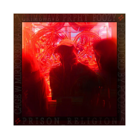 Prison Religion - 'Cage With Mirrored Bars' [CD]