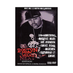 <!--020081014015148-->Block Busta DVD - 'Vol. 4: Boston Got Next' [DVD]