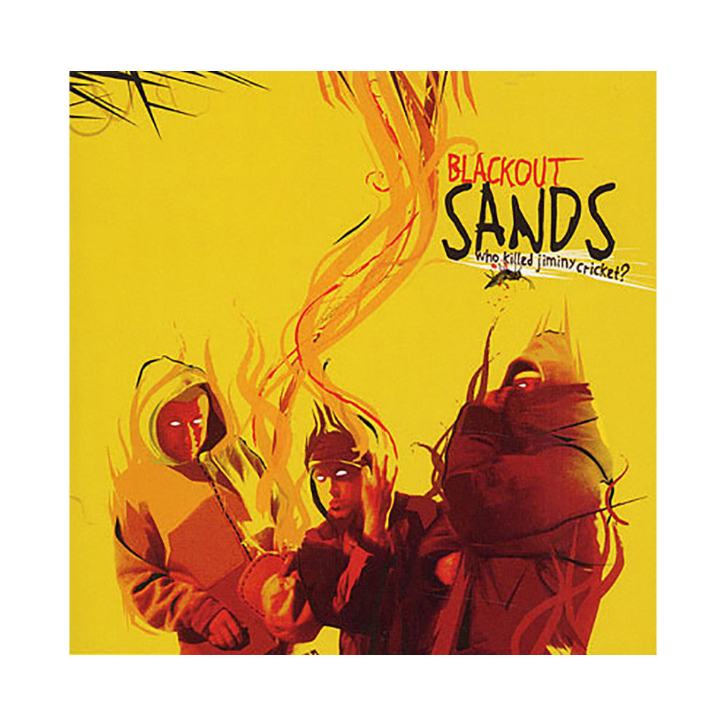Blackout Sands - 'Who Killed Jiminy Cricket?' [CD]