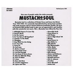 <!--020070717010110-->Thes One - 'Mustache Soul' [CD]