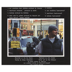 JD Walker - 'Our Condition... EP' [CD]