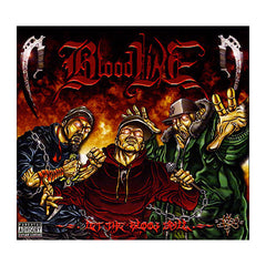 <!--020091117019463-->Bloodline - 'Let The Blood Spill' [CD]