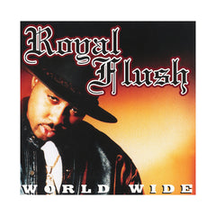 "<!--119960101010974-->Royal Flush - 'World Wide' [(Black) 12"""" Vinyl Single]"