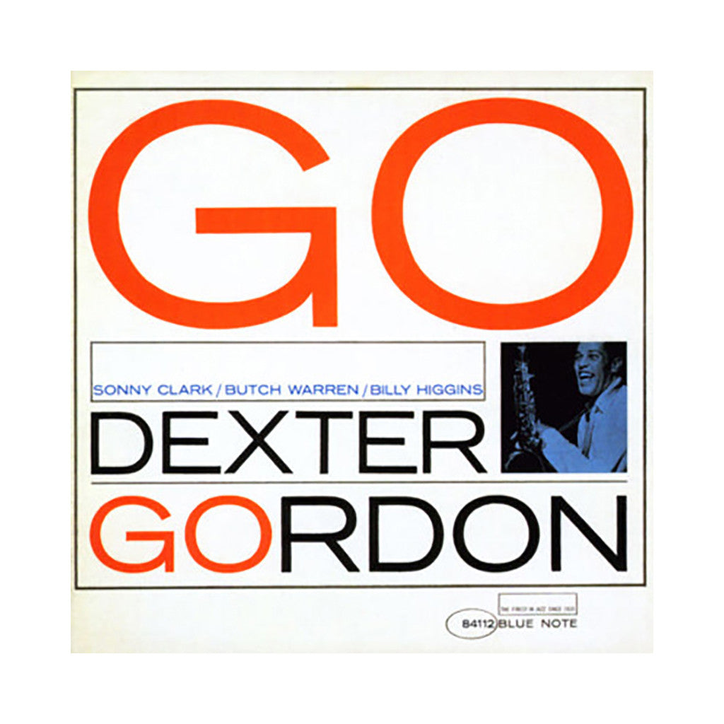 <!--120140624063707-->Dexter Gordon - 'Go' [(Black) Vinyl LP]