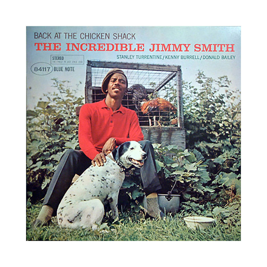 <!--120140624063697-->Jimmy Smith - 'Back At The Chicken Shack' [(Black) Vinyl LP]