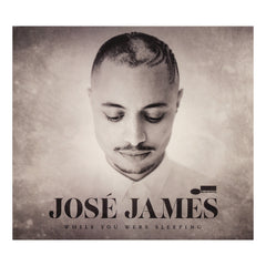 <!--120140610063502-->Jose James - 'While You Were Sleeping' [CD]