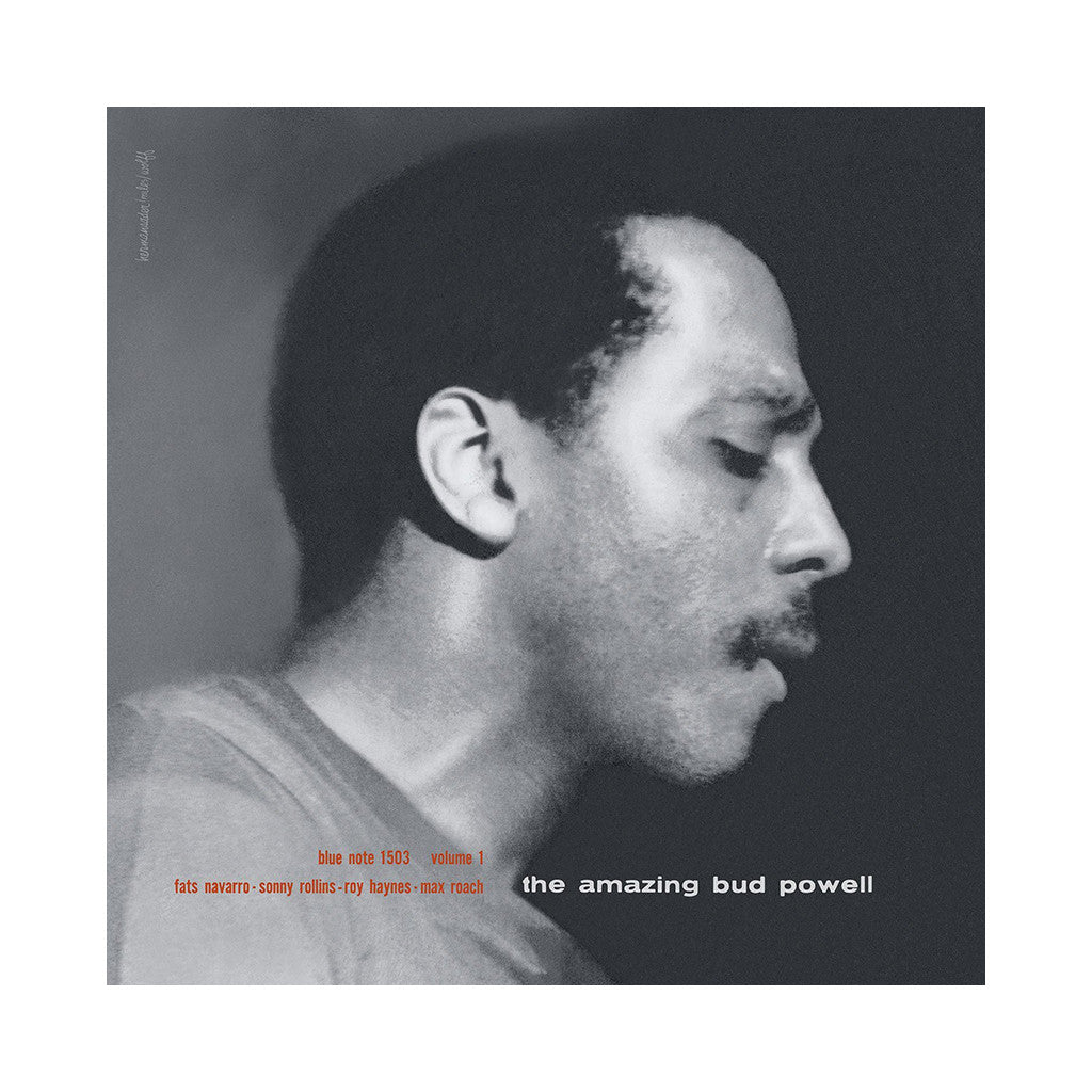 <!--120140826064967-->Bud Powell - 'The Amazing Bud Powel Vol. 1' [(Black) Vinyl LP]