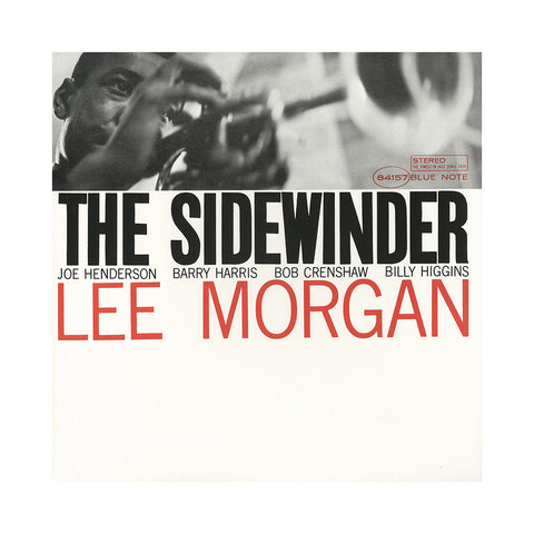 "[""Lee Morgan - 'The Sidewinder' [(Black) Vinyl LP]""]"